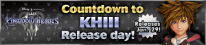 Event - Countdown to KHIII Release day! banner KHUX.png