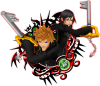 Prime - Roxas & Xion 7★ KHUX.png