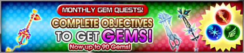 Event - Monthly Gem Quests! 28 banner KHUX.png