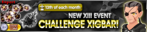 Event - NEW XIII Event - Challenge Xigbar!! banner KHUX.png