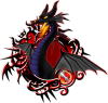 Maleficent (Dragon) 7★ KHUX.png