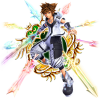 SN - Ultimate Form Sora 7★ KHUX.png