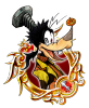 Illustrated Halloween Goofy 6★ KHUX.png