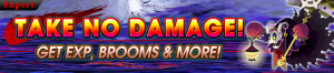 Event - Take No Damage! banner KHUX.png