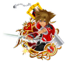 HD Valor Form Sora 6★ KHUX.png