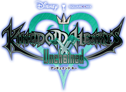Kingdom Hearts Unchained χ Logo.png