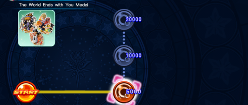 Cross Board - The World Ends with You Medal KHUX.png