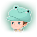 Preview - Green Frog Cap (Male).png