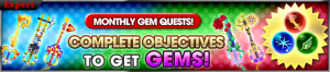 Event - Monthly Gem Quests! 2 banner KHUX.png