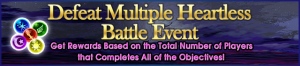 Event - Defeat Multiple Heartless Battle Event banner KHUX.png