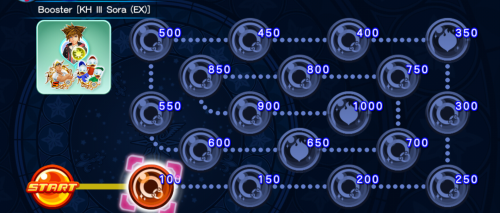 Cross Board - Booster (KH III Sora (EX)) KHUX.png