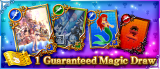 Shop - 1 Guaranteed Magic Draw (Ticket) banner KHDR.png