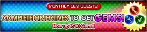 Event - Monthly Gem Quests! 29 banner KHUX.png