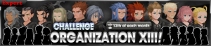 Event - Challenge Organization XIII! banner KHUX.png