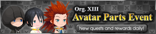 Event - Org. XIII Avatar Parts Event banner KHUX.png
