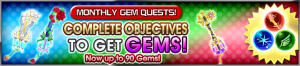 Event - Monthly Gem Quests! 26 banner KHUX.png