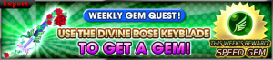 Event - Weekly Gem Quest 15 banner KHUX.png