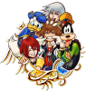Illustrated Sora & Pals 7★ KHUX.png