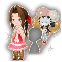 Preview - 2019 Gift Bag - KH II Aerith.png