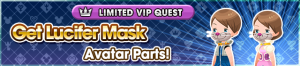 Special - VIP Get Lucifer Mask Avatar Parts! banner KHUX.png