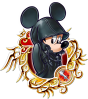 Illustrated King Mickey 7★ KHUX.png