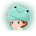 Preview - Green Frog Cap (Female).png