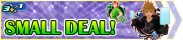 Shop - SMALL DEAL! banner KHUX.png