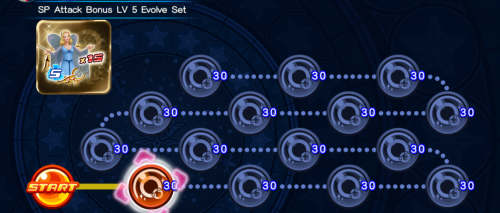 VIP Board - SP Attack Bonus LV 5 Evolve Set KHUX.png
