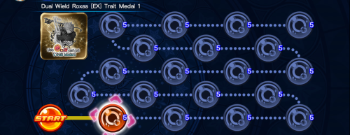 VIP Board - Dual Wield Roxas (EX) Trait Medal 1 KHUX.png