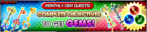 Event - Monthly Gem Quests! 11 banner KHUX.png