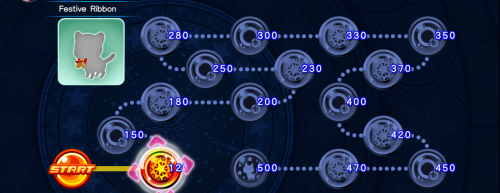 Cross Board - Festive Ribbon KHUX.png