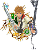 Casual Roxas 7★ KHUX.png