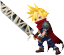 Cloud (Battle) KHX.png